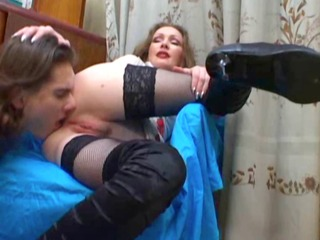 russian mama- lick domination