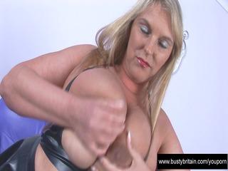large tits carol brown latex fun