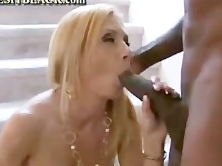 large darksome meat for rich sexy cougar
