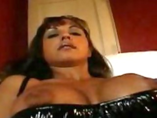 jewels jade, large tit milf rubbing , toying, and