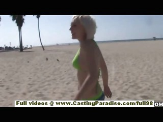 lilly lebeau blond teen with natural marangos