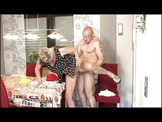 german older mommy
