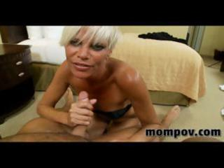 hawt blonde mother i fucking in hotel for money