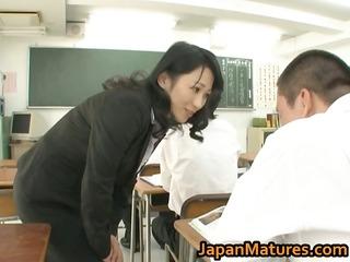 natsumi kitahara butt licks her guy part5
