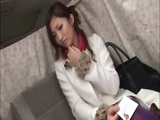 sweet juvenile oriental is teased with a vibrator