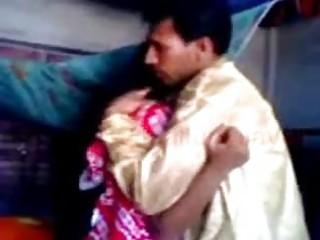 indian newly married boy trying zabardasti to