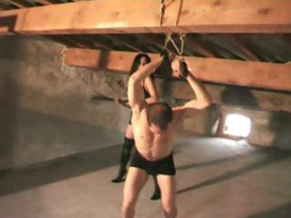 slave husband acquires punished by her