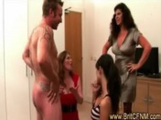 concupiscent mamma shows daughter how to engulf