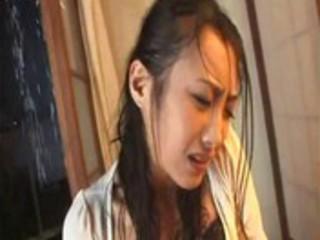 juc121-wet rain suit girl wife provoke wish