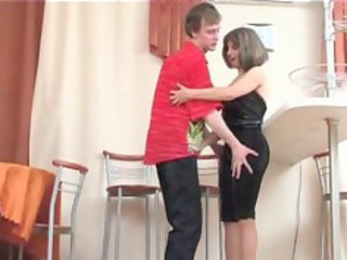 mamma is a pervert , harass her stepson aged