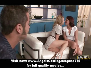 sexy hawt swinger beauties have their snatch