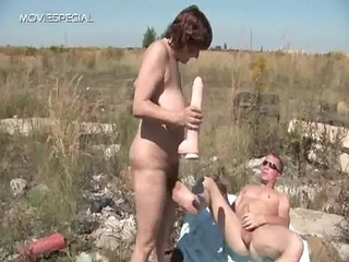 steamy mom acquires her hirsute muf group-fucked