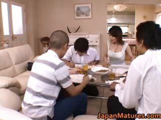 miki sato real oriental mother part9