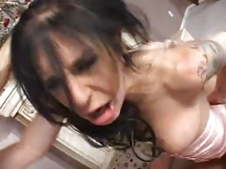 breasty and hawt mom receives rough screwed