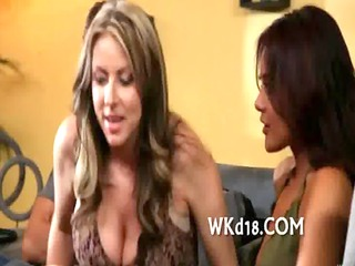 vagina is licked and screwed
