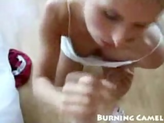german mother i bonks and sucks on pov homevideo