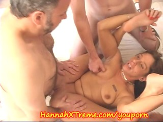 mother i and the cum swallowing gang bang