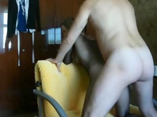 non-professional booty creampied on real homemade