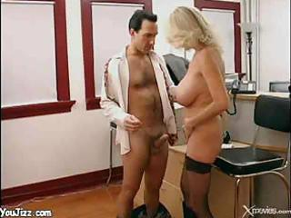 busty mother i slut penny office fucking