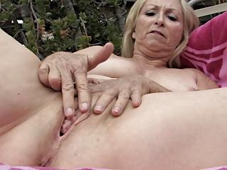 my sweet grannies 010 (crazy masturbation!!!)
