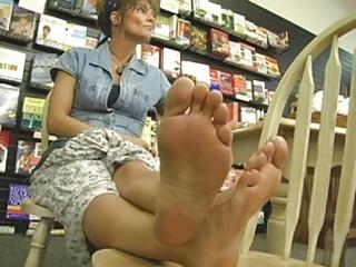 more hot older feet