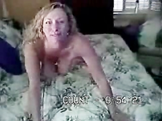 big tit milf has sex on her moms bed