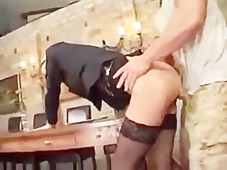 german porn: boss acquires a giant shlong