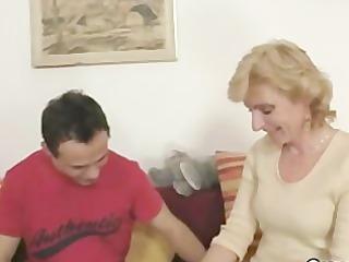 he bangs old woman
