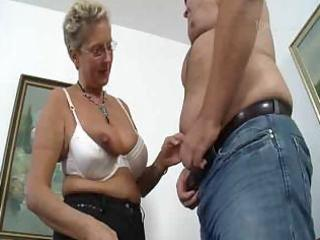 german older angie 80y