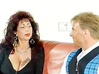gina colany getting fucked by brawny man