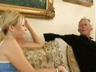babysitter engulfing babies grandpapa s dick,...