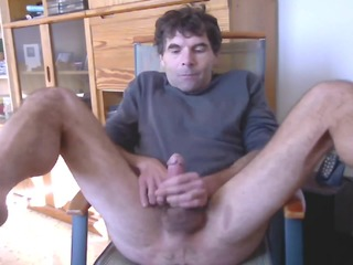 just some other mature solo cumming