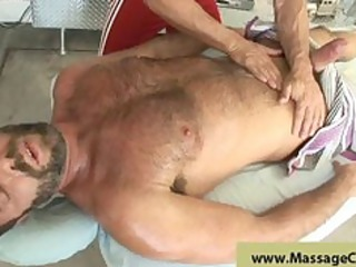 older massage