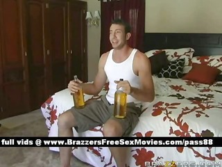 guys at home in their room drinking
